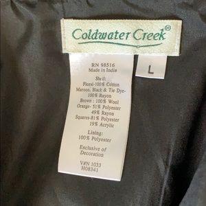 Coldwater Creek Jackets & Coats - Coldwater Creek Boho Jacket